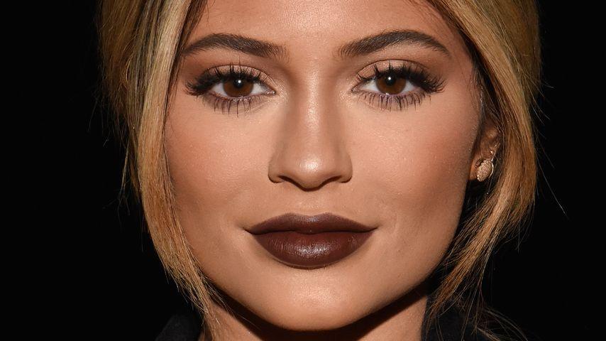 Peinlich! Kylie Jenners Teenie-Liebe streitet ersten Kuss ab
