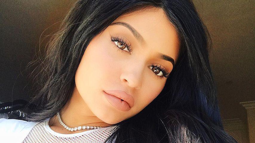 Mega-Monster-Lippen: Wann ist endlich Schluss, Kylie?