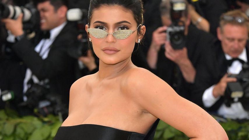 Kylie Jenner bei der Met Gala 2018