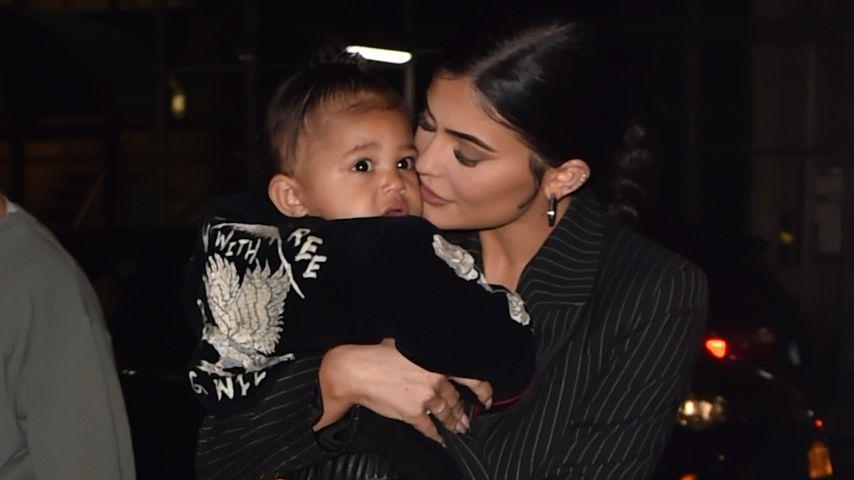 So veränderte das Mamasein Kylie Jenners Beziehung zu Kris