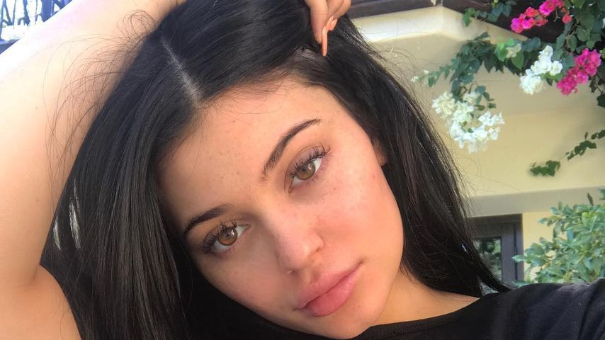Statt Schwangerschafts-Glück: Kylie Jenner weint jeden Tag!
