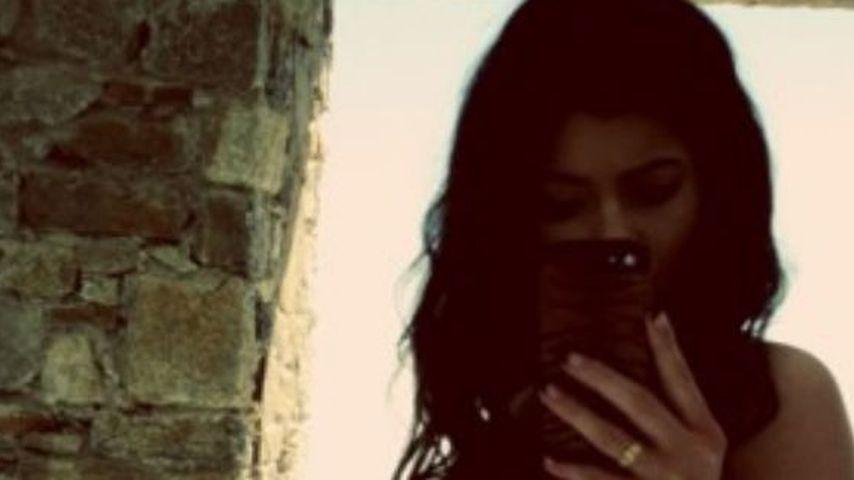 Übertreibt Kylie Jenner (15) mit diesem Bild?