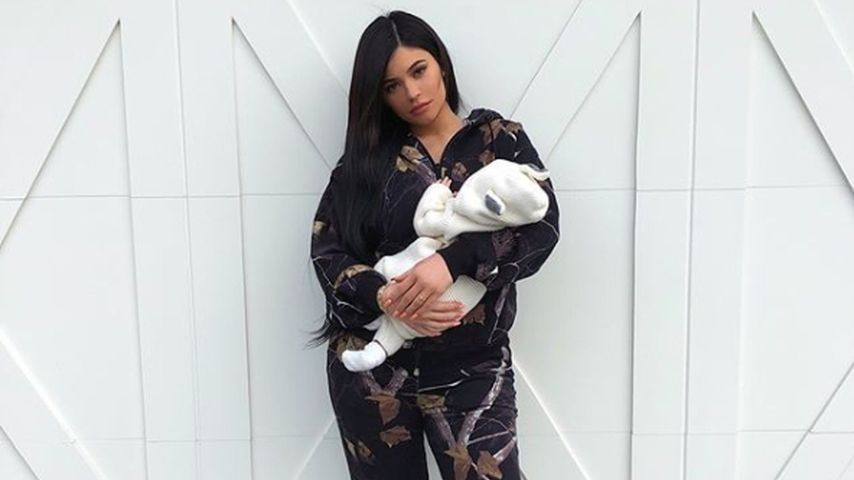 Kylie Jenner und Stormi Webster