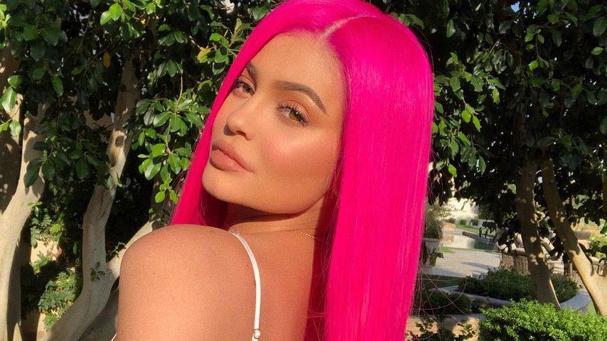 Nix da, Mutti-Look: Kylie Jenner rockt pinke Walle-Mähne!