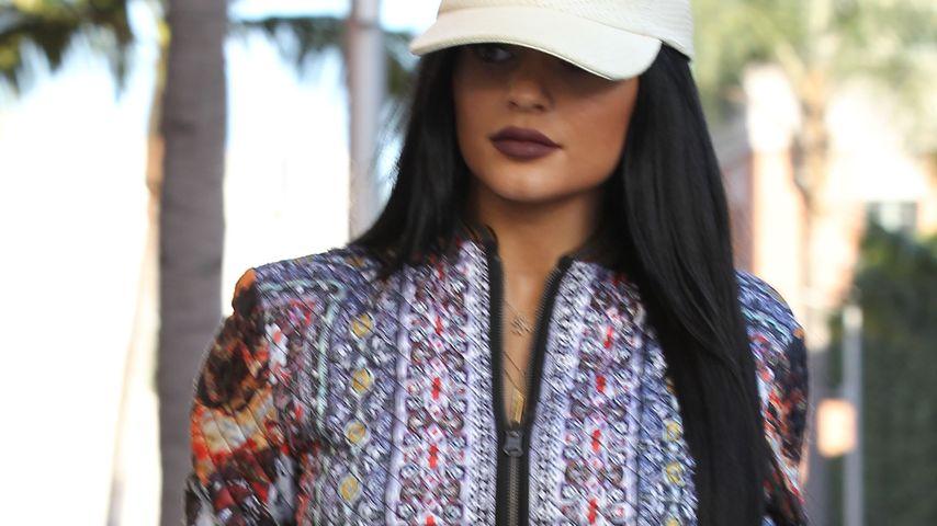 Fieser Diss! Fans mobben Kylie Jenner nach Vatertags-Post