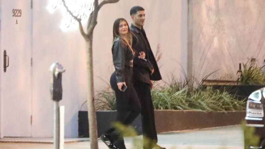 Kylie Jenner mit Fai Khadra in West Hollywood, Juni 2020
