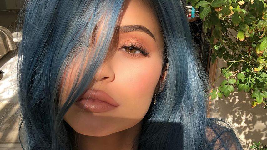 Kylie Jenner, April 2018