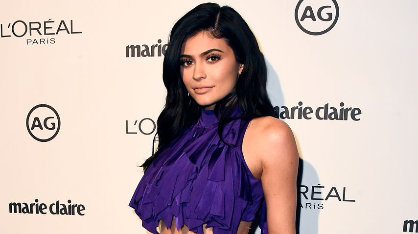 Kylie Jenner bei den Marie Claire's Image Maker Awards 2017