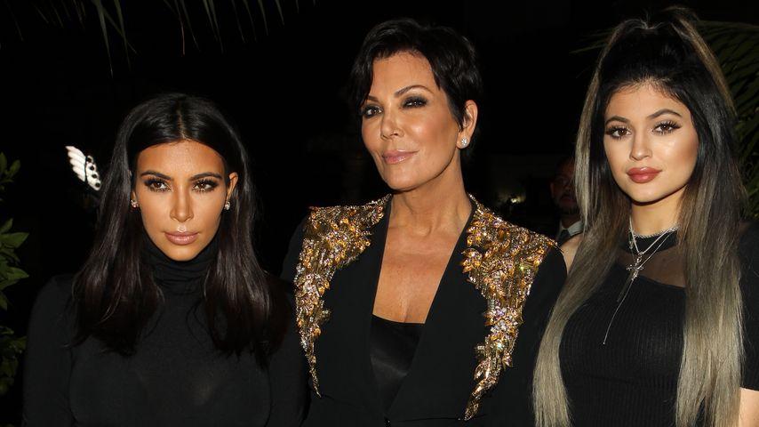 Kim Kardashians Sextape: Sorgte Mama Kris für Verbreitung?