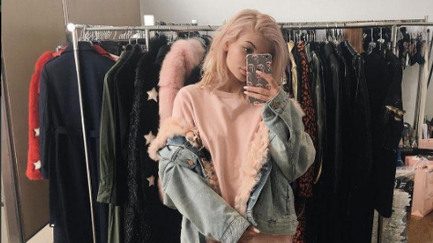 Kylie, RiRi & Caras Lieblings-Trend: Coole Trainingsanzüge!