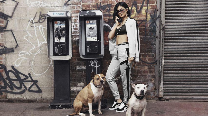 Puma-Kampagne mit Kylie Jenner