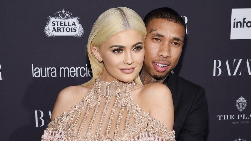 Kylie Jenner und Tyga in New York