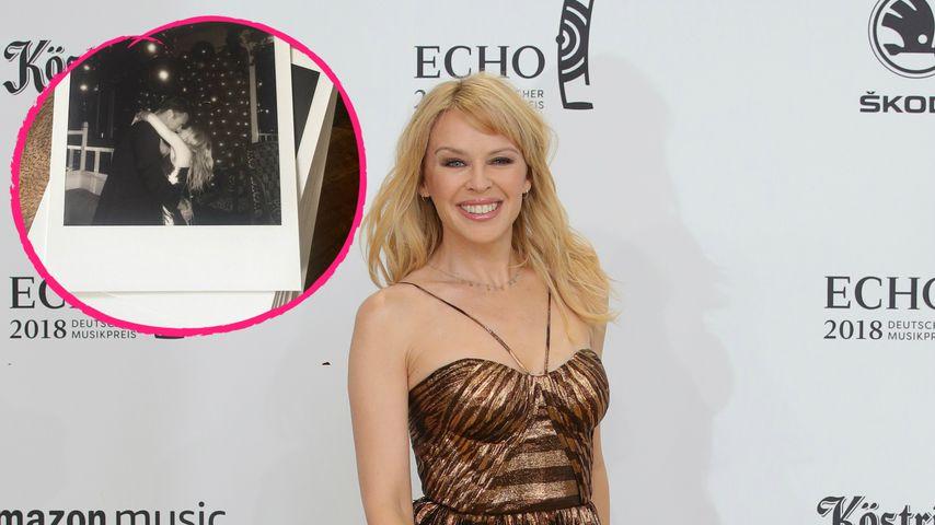 Glückliches Geburtstagskind: Kylie Minogue wieder verliebt!