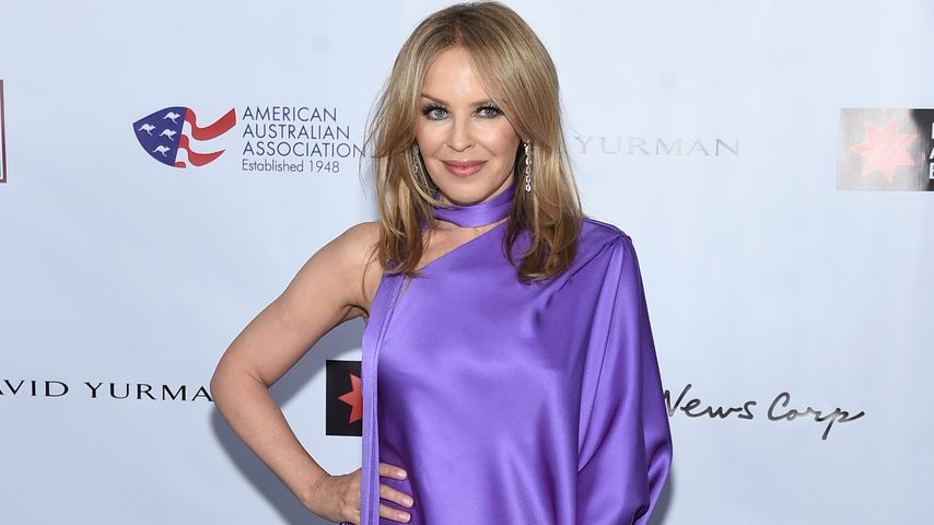 Kylie Minogue bei den 2020 AAA Arts Awards