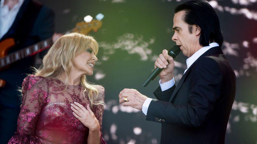 Kylie Minogue und Nick Cave