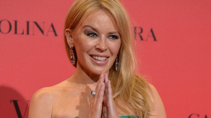 Kylie Minogue in Madrid