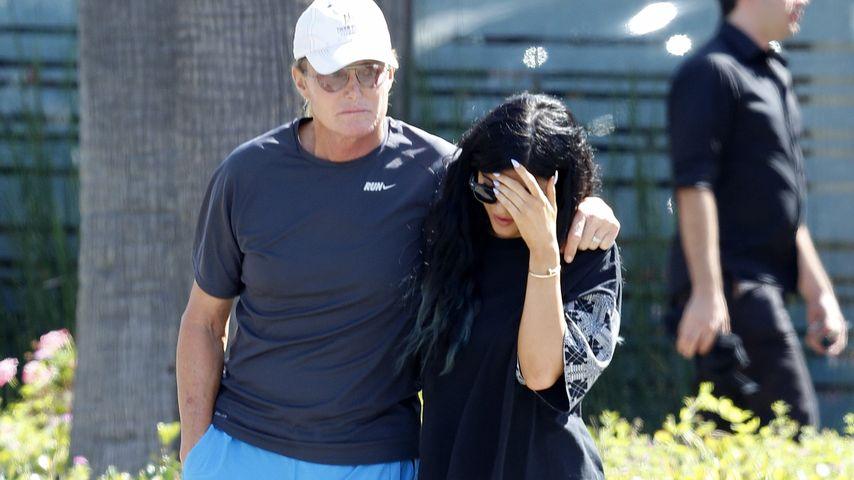 Bruce Jenner: Dann will Tochter Kylie ihn als Frau treffen
