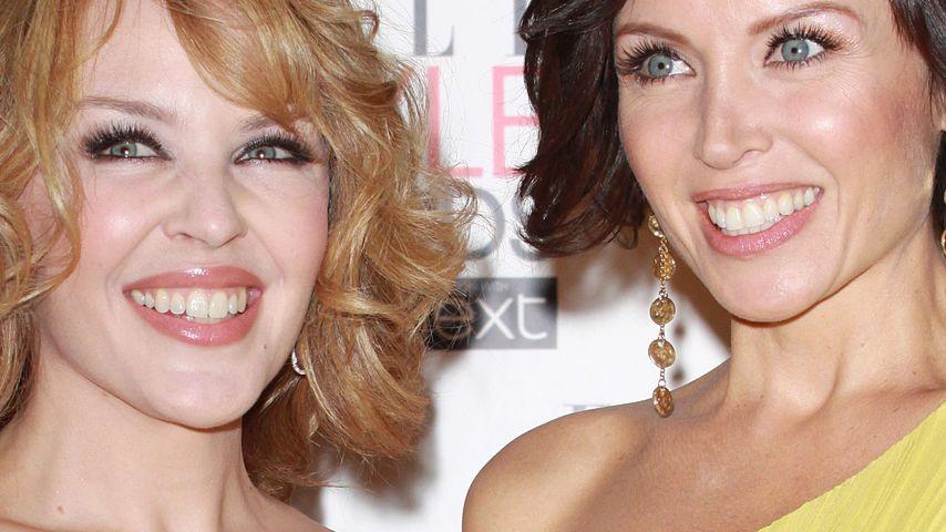 Kylie Minogue und Dannii Minogue