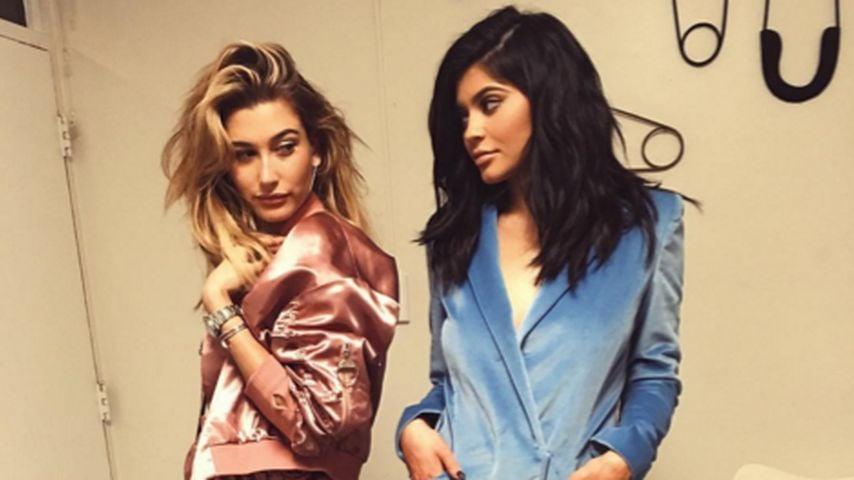 Fashion-BFFs: Hailey Baldwin & Kylie Jenner erobern L.A.