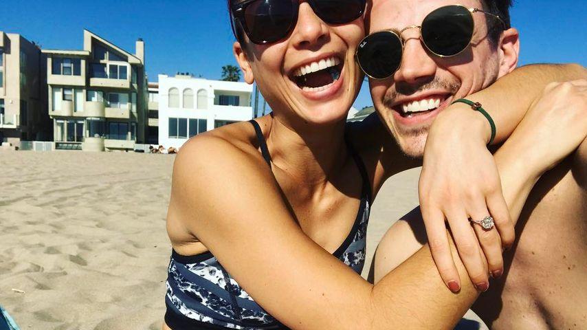 "Überraschung: ""The Flash""-Star Grant Gustin ist verlobt"
