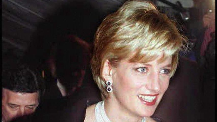 Prinzessin Diana im Metropolitan Museum of Art in New York