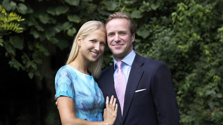 Lady Gabriella Windsor mit Thomas Kingston