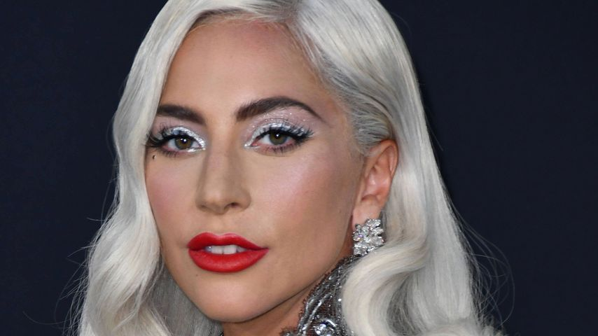 "Lady Gaga bei der US-Premiere von ""A Star Is Born"" in Los Angeles"