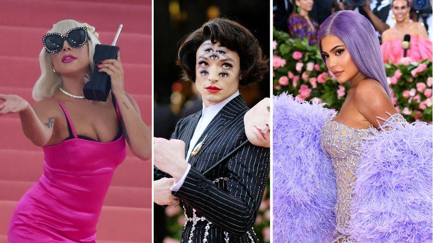 Federn & Knall-Farben: Die besten Looks der Met Gala 2019