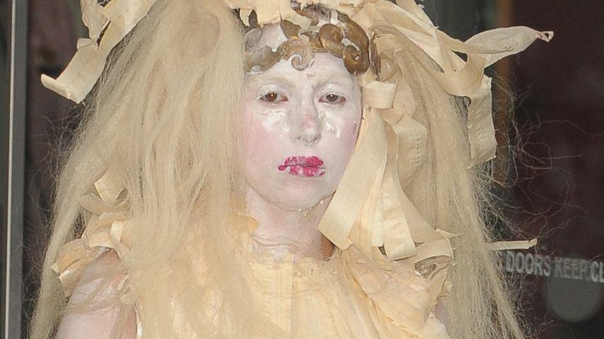 Freakshow geht weiter: Alles Taktik bei Lady GaGa?