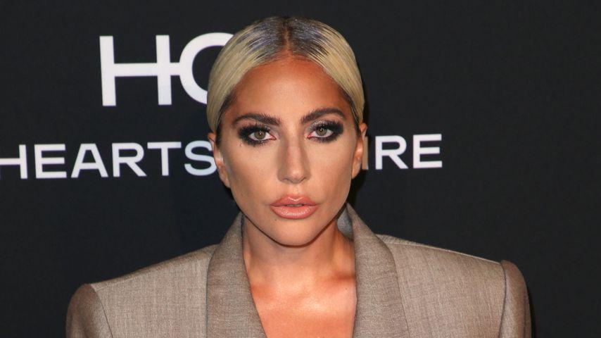 Doppeltes Blondchen: Lady Gaga sieht aus wie Kim Kardashian!