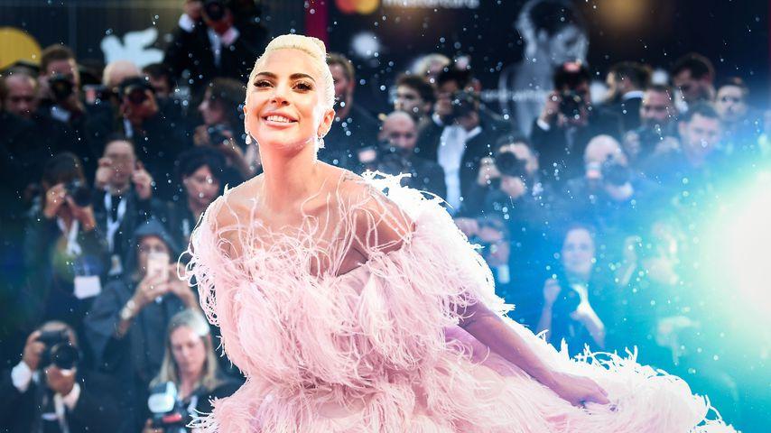 """Lady Gaga bei der Premiere von """"A Star is Born"""""""