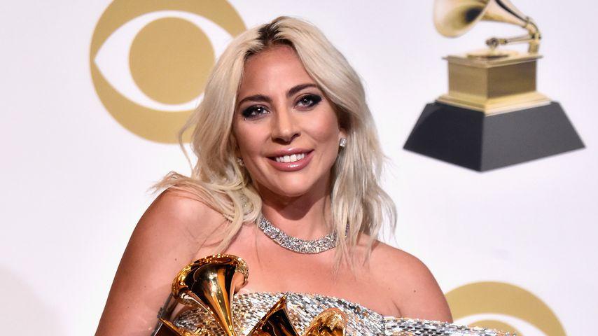 Noch vor Sieger-Ehrung: Gaga gewinnt drei Grammys plus BAFTA