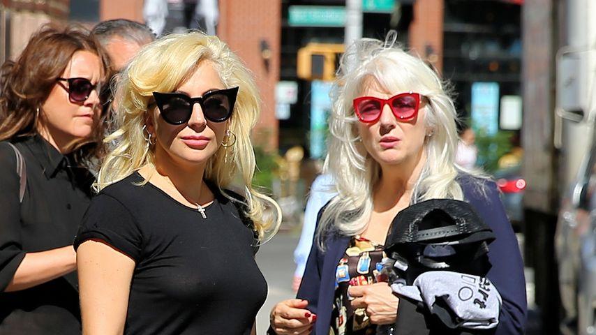 Lady & Mama GaGa: Wie die Tochter, so die Mutter!