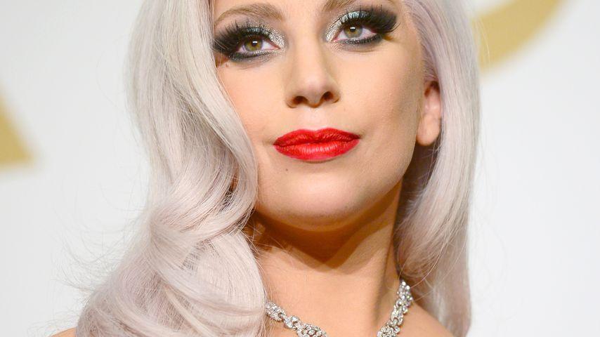 Lady Gaga bei den Grammys in L.A. im Februar 2015