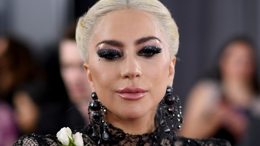 Lady GaGa bei den Grammy Awards im Madison Square Garden