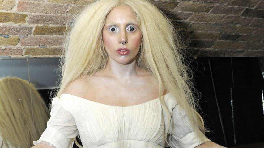 Lady GaGa: Krasser Nackt-Auftritt vor ihren Fans!