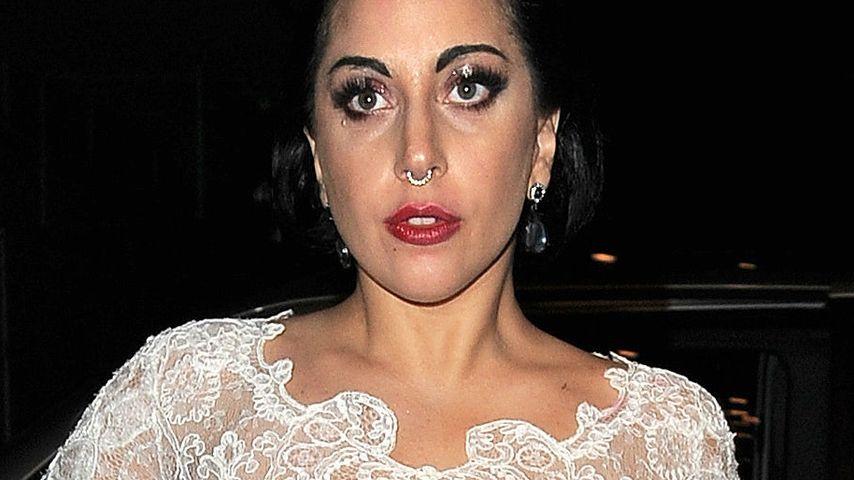 Busen-Blitzer! Lady GaGa zeigt in London alles