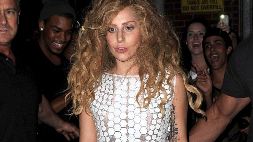 Doppelgängerin! Lady GaGa sieht aus wie Shakira