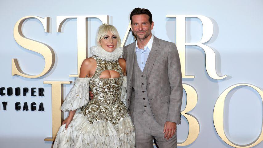 """Lady Gaga und Bradley Cooper bei der """"A Star Is Born""""-Premiere in London"""