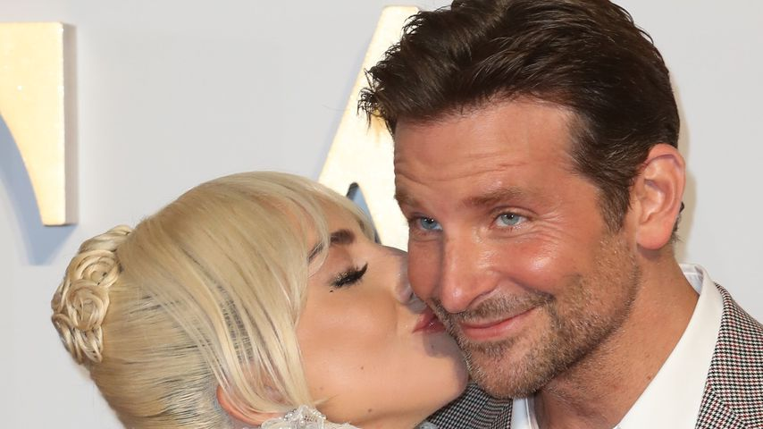 Lady Gaga und Bradley Cooper im September 2018 in London