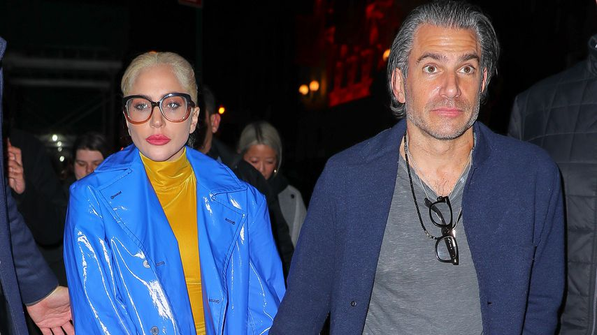 Lady Gaga & ihr Schatz Christian: Date Night in New York!