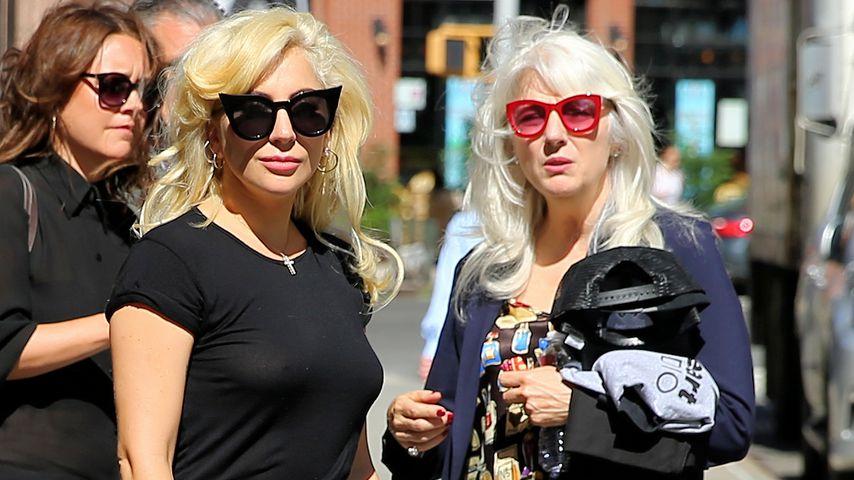 Lady Gaga mit Mutter Cynthia Germanotta
