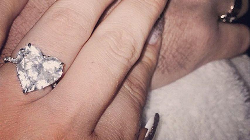 Lady Gagas Verlobungsring