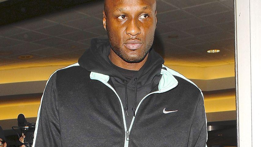 Nicht Khloe: Lamar Odom hat Besuche seines Vaters verboten