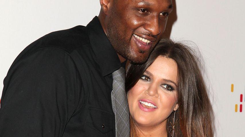 Was? Khloe Kardashian & Lamar Odom sind gar nicht geschieden