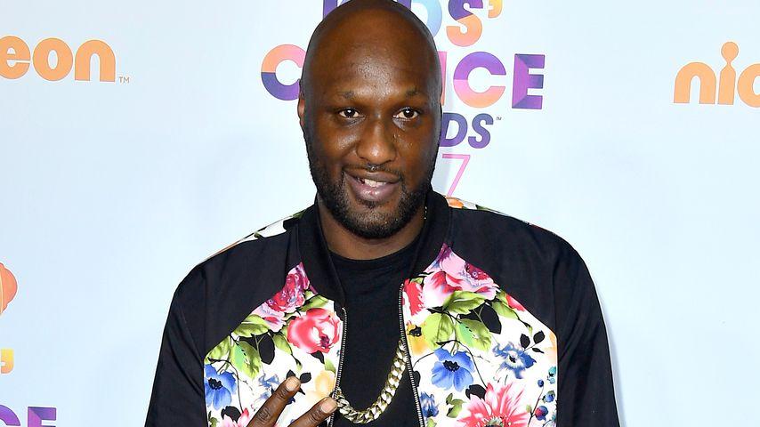 Nach Khloes Baby-News: Neue Liebe für Lamar Odom?