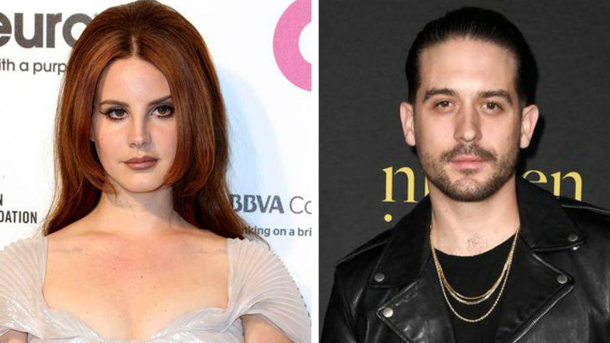 Lana Del Rey und G-Eazy