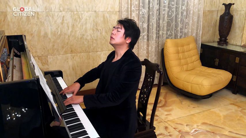 "Lang Lang beim ""One World: Together At Home""-Benefiz-Konzert"