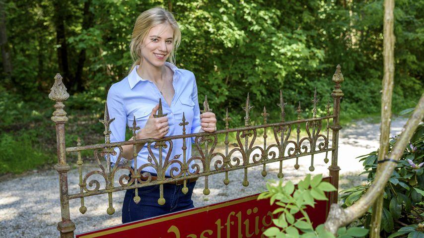 """Larissa Marolt spielt Alicia Lindbergh bei """"Sturm der Liebe"""""""