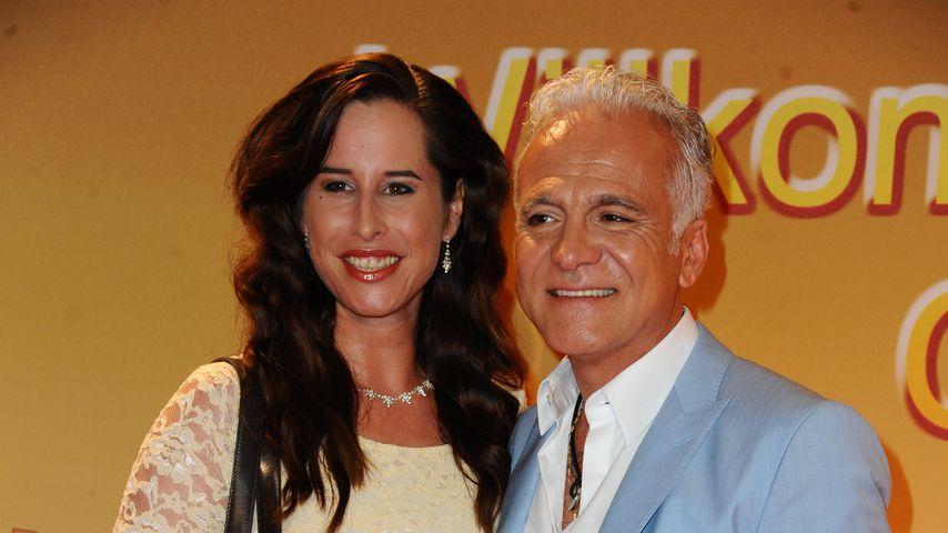 Larissa Schmitt und Nino De Angelo 2014